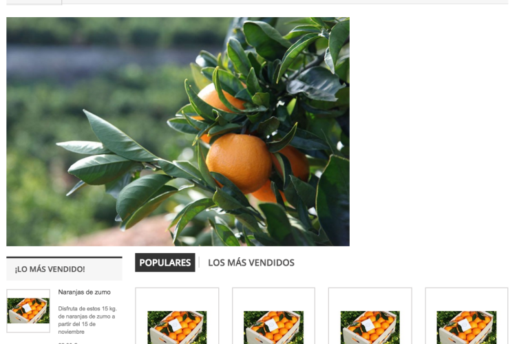 Love Naranjas