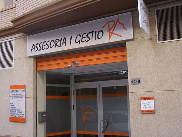 ASSESORIA I GESTIO RM